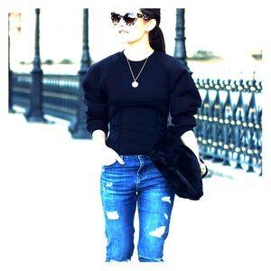 Alexander Wang x HM scuba sweater